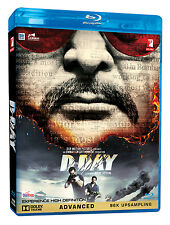 D-Day / D Day (2013) Official Hindi Movie Bluray ALL/0 Subtitles