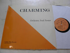 LIBRARY GOLDEN RING ORCHESTRA FRED FORSTER Charming 70s LP