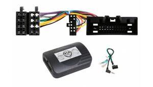 für Ford Ecosport Tourneo Custom Auto Radio Adapter Lenkrad Tasten Adapter ISO