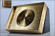 Pendule Lancel a fuseaux horaires des années 80 /  made in west germany