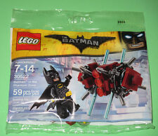 Lego 30522 The Batman Movie Batman in Phantom Zone Poly bag 59pcs New