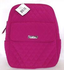 VERA BRADLEY BACKPACK OR PURSE MAGENTA PINK MICROFIBER - BRAND NEW WITH TAGS!