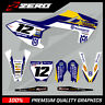 Custom MX Graphics Kit: HUSQVARNA TC 85 2014 - 2020 ROCKSTAR GP
