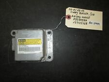 00 01 02 03 CHEVY BLAZER S10 AIR BAG MODULE #09380580,15745368 *See item*