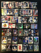 Huge Lot (70) Different KEN GRIFFEY JR Baseball Cards SEATTLE MARINERS REDS