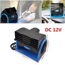 12V Car Vehicle Truck Cooling Air Fan Speed Adjustable Silent Cooler System BEST
