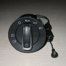 OEM Chrome Euro Headlight Sensor+Switch Control for VW GOLF JETTA MK5 MK6 PASSAT