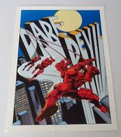 Rare vintage original 1978 Marvel Comics Daredevil pin-up poster: Gene Colan art
