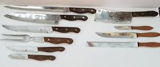 Lifetime Cutlery Vintage Japan Stainless Steel 10 Pieces Various Sizes