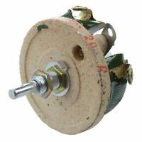 Ceramic Disk Wirewound Variable Resistor Rheostat 20 Ohm 50W S9H6
