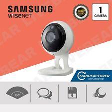Samsung Wisenet SNH-V6431BN SmartCam 1080p Full HD Wi-Fi Indoor IP Camera