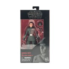 Star Wars The Black Series 6 Inch Action Figure - Admiral Piett