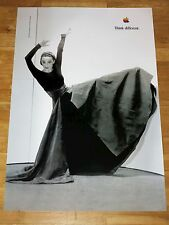Apple Think Different póster-Martha Graham/24 x 36 by Steve Jobs 61 x 91 cm