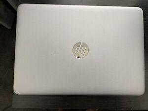 """HP EliteBook 840 G3 Intel i5 6300U 12GB 256 SSD 1 TB HDDWiFi 14"""" FHD"""