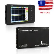Original Mini ARM Nano DSO202 DS202 Handheld Portable Digital USB Oscilloscope