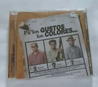Quique Domenech y Los Hnos Villanueva Pa Los Gustos Los Colores CD #673