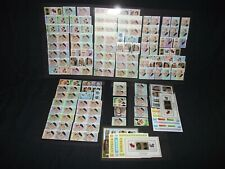 More details for 1973 royal wedding collection of unmounted mint and used sets &m/sheets.