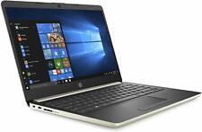 """HP 14 Slim Laptop 14"""" HD Ryzen 3 Radeon Vega 3 4GB 128GB SSD 14-dk0024wm NEW"""