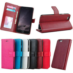 Handyhüllen in Bookstyle Schutzhülle  Flip-Cover Case Für iPhone