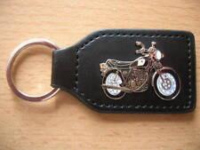 Schlüsselanhänger Yamaha SR 500 / SR500 schwarz black Motorrad 0410 Llavero