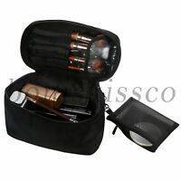 Travel Portable Pro Beauty Makeup Cosmetic Case Waterproof Toiletry Storage Bag