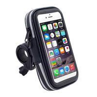 Universal Motorrad Fahrrad Halterung für Smartphone Handy MTB Bike Tasche Case