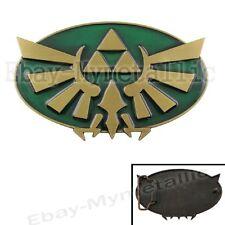 The Legend of Zelda LOGO Removable Metal Belt Buckle #01