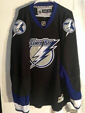 Reebok Premier NHL Jersey Tampa Bay Lightning Team Black sz 2X