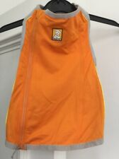 RUFFWEAR Lightweight Cooling Vest For Dogs, Small Breeds, Size: S, Orange & Grey