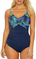 Fantasie INK Coconut Grove Shaping Underwire One-Piece Swimsuit, US 36J, UK 36GG