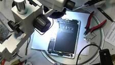Backlight Repair service iPad 4 dim LCD no picture or half dim repair