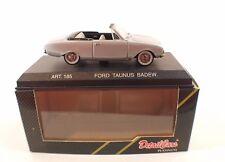 Detail cars art.383 * ford taunus 17m 1957 cabrio * 1/43 boxed/mib box