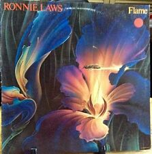 RONNIE LAWS Flame Released 1978 Vinyl/Record Album US pressed