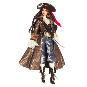 ⚔️ NEW 2007 The Pirate Gold Label Barbie ~MINT ~ NRFB