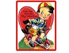 Vintage Valentine Image New! Refrigerator Magnet Gift Item #5