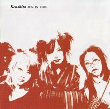 Kenshiro EP, Justin Time, CD, Neu, Originalverpackt