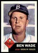 1991 Archives 1953 Reprint Ben Wade #4
