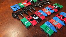 NEW x36 1990's GENUINE HASBRO GALOOB MICRO MACHINES Cars etc