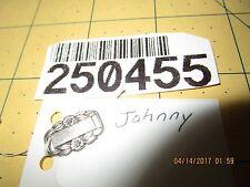 charm Link 2504455 johnny Sterling Silver Wwii Forget-Me-Not Bracelet