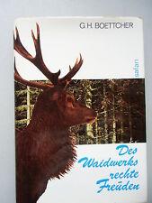2 Bücher Waidwerks rechte Freuden Hirschen Sauen schwarze Bären Jagd Jagen