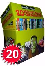 Horrible Science Collection 20 Bulging Books Brand New Box Set Gift pack