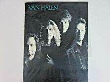 Van Halen Ou812 Tour Book 1988/89 Good Condition !