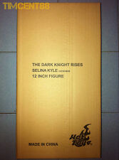 Ready! Hot Toys Batman Dark Knight Rises 1/6 Selina Kyle Catwoman Anne Normal