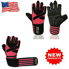 Women's Weight Lifting GlovesGym Training Sports Fitness Workout Gloves XS S M