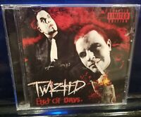 Twiztid - End of Days CD insane clown posse boondox prozak psychopathic records