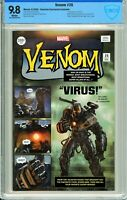 Venom #26 Sanctum Santorum Tales of Suspense #39 Homage Exclusive - CBCS 9.8!