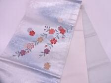袋帯 FUKURO OBI japonais - Sakura - Ceinture japonaise - Import Japon 3313