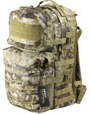 Raptor Desert Kam 40 ltr Assault Daysack Military Rucksack Airsoft Hunting