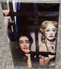 """Whatever Happened Baby Jane Vintage Movie Poster 2""""x3"""" Fridge Locker MAGNET #2"""