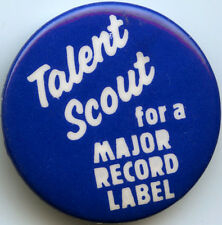 Talent Scout Pin